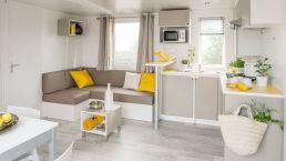 Rent a chalet or other accommodation at Camping Zwinderen in Drenthe