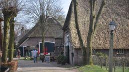 Erleben Sie Orvelte vom Camping Zwinderen in Drenthe